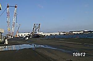 Flotteur pour barge